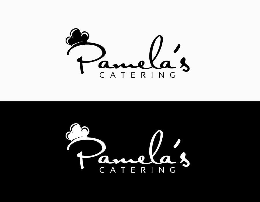 Penyertaan Peraduan #34 untuk Design a Logo for Pam's Catering   or Pamela's Catering