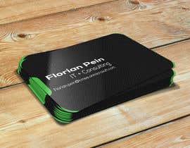 Prant0r tarafından Design of my new Business Card için no 8