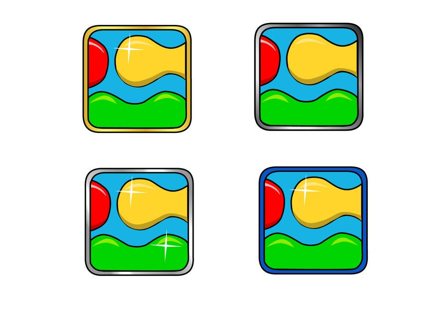 #35 for Design some Icons for game by Ekaterina5