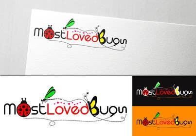 HDiangca tarafından Design a Logo for MostLovedBugs.com için no 32