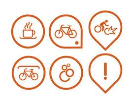 #48 untuk Design some safety icons for a map on our website oleh vadimcarazan