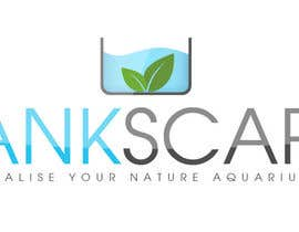 #72 cho Logo design for Tankscape (Nature Aquarium Store) bởi SheryVejdani