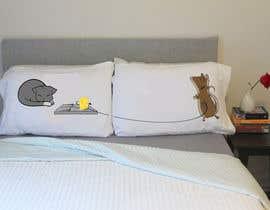#31 untuk Pillow cases design oleh preethyr