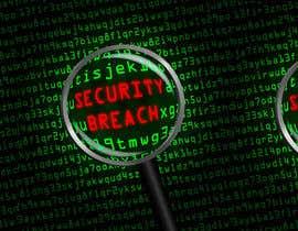 #27 untuk Design a Banner for cyber security website oleh ducdungbui