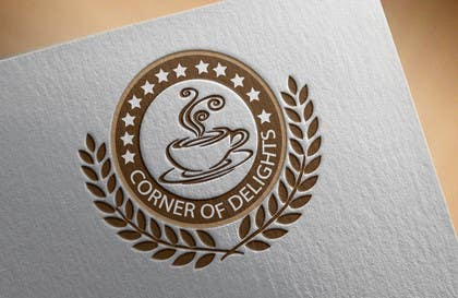 minhaz1000 tarafından Design a Logo (wordmark) for coffeeshop için no 2