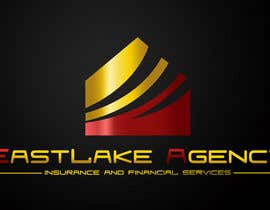 #431 para Logo Design for EastLake Agency de ninzz052489