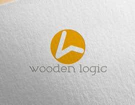 Jawad121 tarafından Design a Logo For a Wooden Logic için no 53