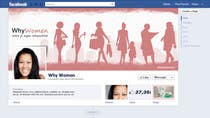 Entry # 18 for Design a Facebook landing page for whywomen.nl by