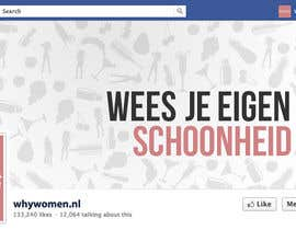 #28 for Design a Facebook landing page for whywomen.nl af jakuart