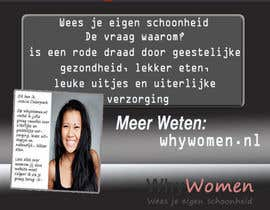 #26 for Design a Facebook landing page for whywomen.nl af juntenx