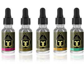 #13 untuk Design Our Label for an eLiquid Brand oleh YONWORKS