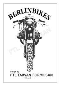 #6 for Vector Design, Logo Style for Motorcycle Brand, based on motorcycle photo by alungpan