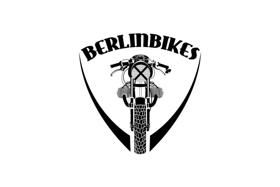 #12 for Vector Design, Logo Style for Motorcycle Brand, based on motorcycle photo by celmaicosmin