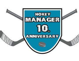 #18 untuk Design a cool new logo for our Swiss Hockey Manager Game oleh metropolitangd