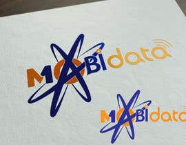 #17 for Design a Logo for MOBIDATA by shahrozhassan4