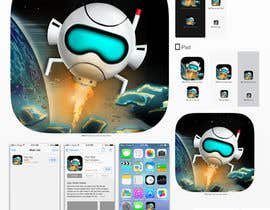 #17 para Redesign App Icon for Mobile Game por GreenGooDesign