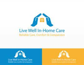 "#37 untuk Design a Logo For ""Live Well In-Home Care"" oleh bezpaniki"
