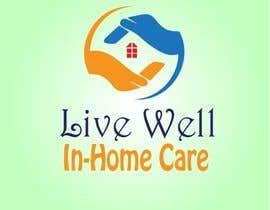 "muhammadjunaid65 tarafından Design a Logo For ""Live Well In-Home Care"" için no 27"