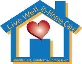 "Erlens tarafından Design a Logo For ""Live Well In-Home Care"" için no 56"