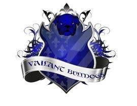 #70 for Valiant Bulldog Logo Design by EvaLisbon