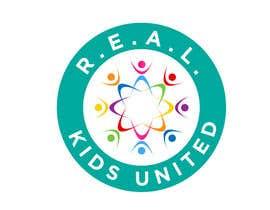 Z4Art tarafından Design a Logo: REAL Kids United için no 44