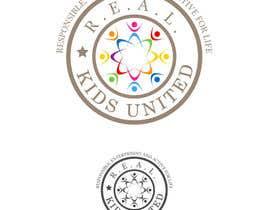 Z4Art tarafından Design a Logo: REAL Kids United için no 56