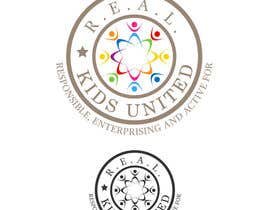 Z4Art tarafından Design a Logo: REAL Kids United için no 57