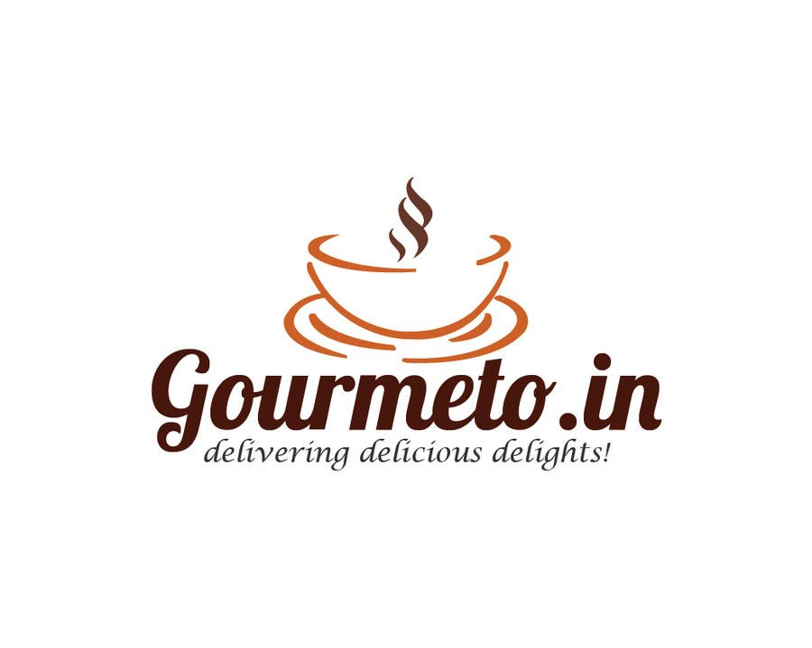 #1 for Design a Logo for my website: Gourmeto.in by sushilstar