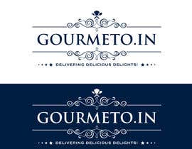 #73 untuk Design a Logo for my website: Gourmeto.in oleh subhamajumdar81