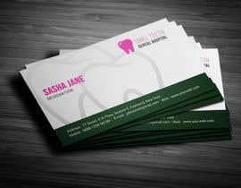#12 untuk Design Some Dental Themed Business Cards oleh mehedihassan00