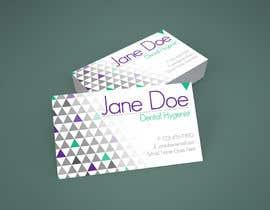 #10 untuk Design Some Dental Themed Business Cards oleh alindsay96