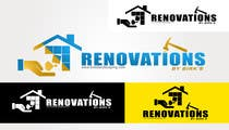 Contest Entry #41 for Design a Logo for Renovations Company
