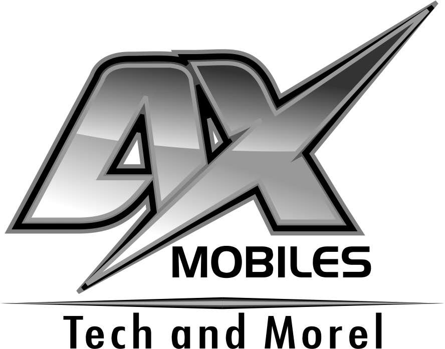 #2 for Design a Logo for a Mobile Sales and Repair Company by rkravi111281