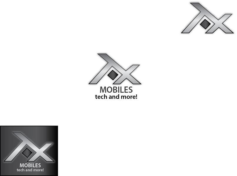 #65 for Design a Logo for a Mobile Sales and Repair Company by sicreations