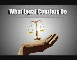 DMC1987 tarafından Create a company and service Introduction Video for a legal courier company için no 3