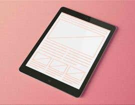 #5 untuk Design an App Mockup for iPad app oleh ganzam