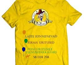#8 untuk Design a T-Shirt for Poni.ee oleh ratnakar2014