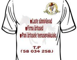 #9 untuk Design a T-Shirt for Poni.ee oleh rjayasuriya