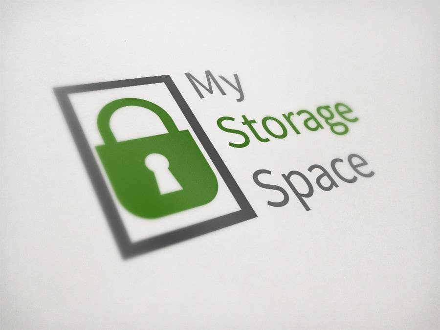 #24 for Design a Logo for a Self Storage Facility by pancetta