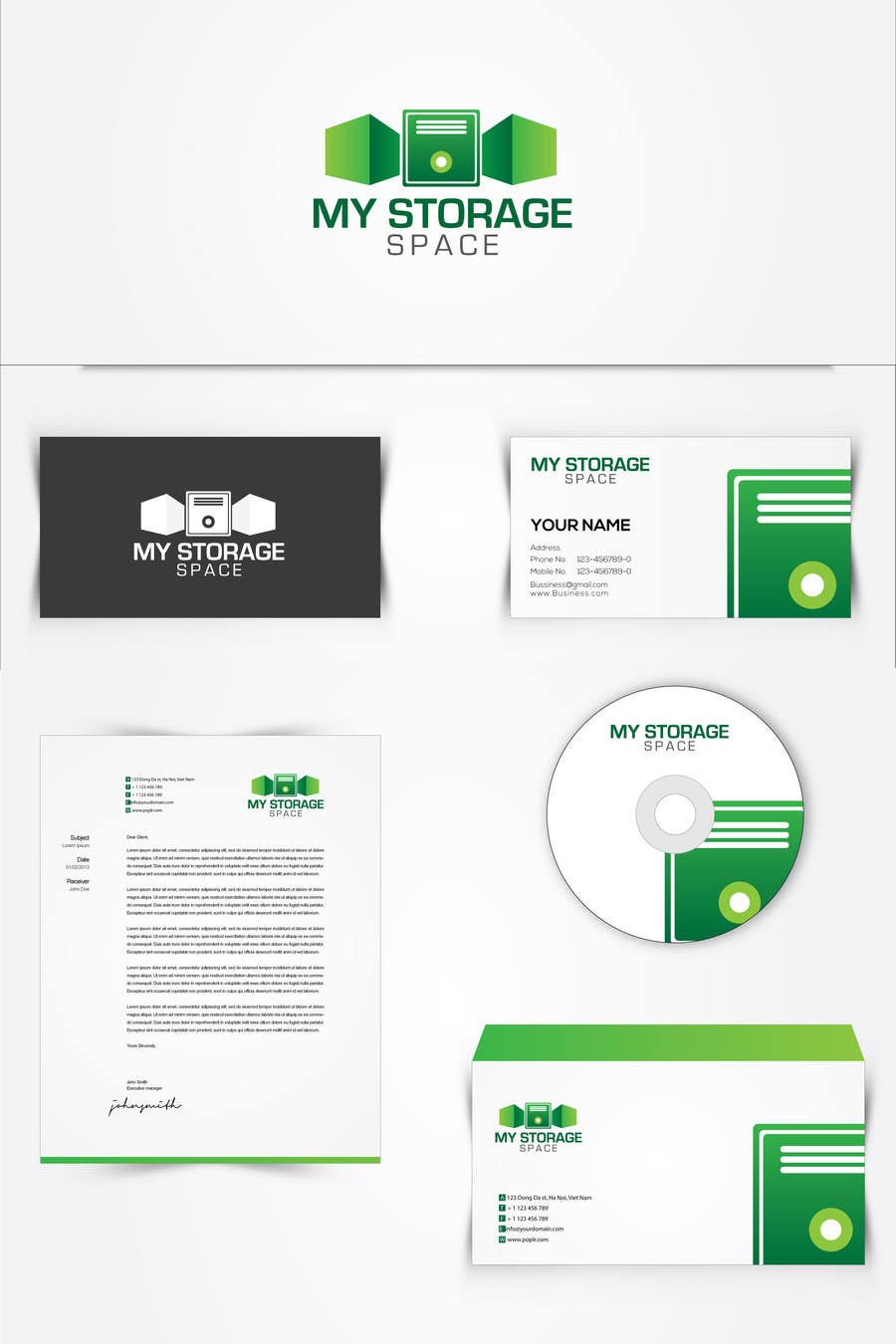 #31 for Design a Logo for a Self Storage Facility by navrozmansiya