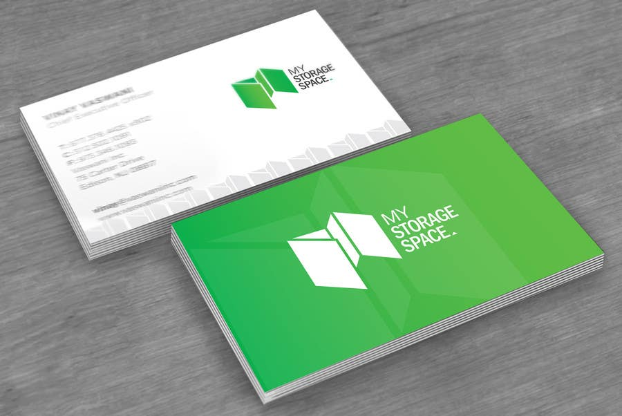 #38 for Design a Logo for a Self Storage Facility by Rambee3
