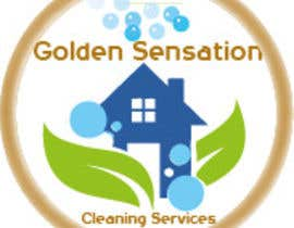 #7 untuk Design a Logo for a cleaning services company oleh szamnet