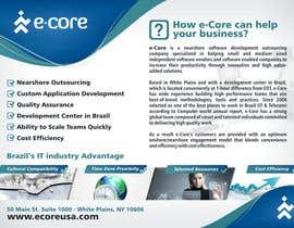 cristinaDPI tarafından Design a flyer for IT business conference/event için no 10