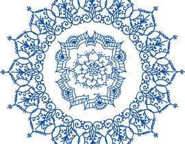#26 untuk Illustrate a design for a mandala beach towel. oleh dohaabdelmoamen