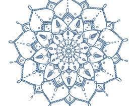 #8 untuk Illustrate a design for a mandala beach towel. oleh chanelleurie