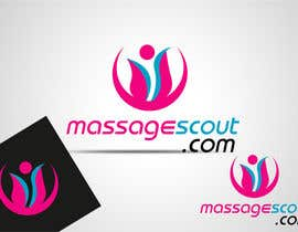 #51 untuk Design of a breathtaking logo for massagescout.com oleh Don67