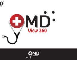 #25 para Design a Logo for MDView360 por creaturethehero