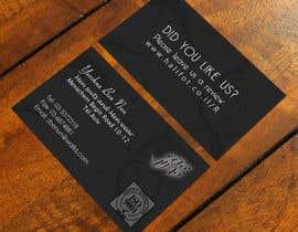 #11 untuk Double sided visit card oleh Atiqrtj