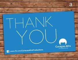 #65 untuk Thank You card oleh mlomayon