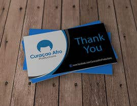 #68 for Thank You card by LukeConcept